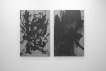 LELLO//ARNELL: <em>Anthropométrie</em> | 2013 | Acrylic on canvas | 120cm x 80cm