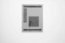 LELLO//ARNELL: <em>Metamorphosis</em> | 2015 | Tinted glass, oak | 120cm x 90cm