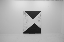 LELLO//ARNELL: <em>Parallel Self</em> | 2014 | Acrylic filler on Valchromat | 160cm x 120cm
