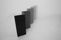 LELLO//ARNELL: <em>Partition</em> | 2013 | Acrylic on Valchromat | 60cm x 18cm x 150cm