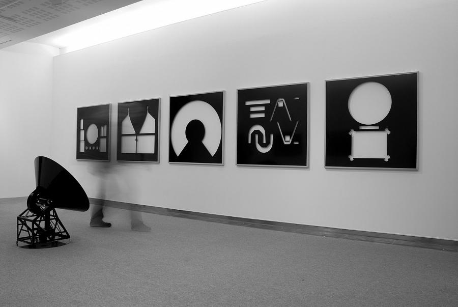 LELLO//ARNELL: Installation view | 2008 | Lights On: Norwegian Contemporary Art | Astrup Fearnley Museum, Oslo