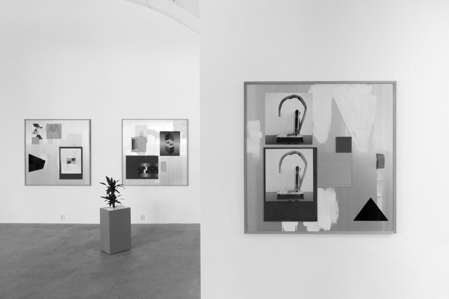 LELLO//ARNELL: Reading Palms, Installation view Oppland Kunstsenter