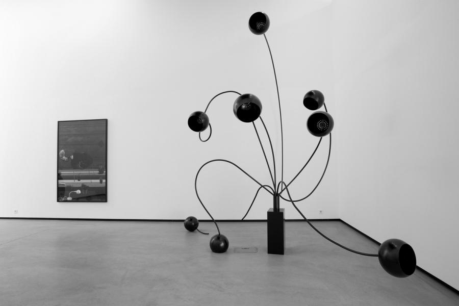 LELLO//ARNELL: Installation view of <em>The Charlatan Mind</em>   2011   Galleri Erik Steen, Oslo