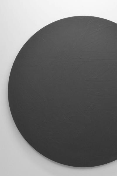 LELLO//ARNELL: <em>Yin and Yang: The Struggle Towards Balance and Harmony</em> (detail)<br/>2011 | Acrylic on MDF | Ø 120cm