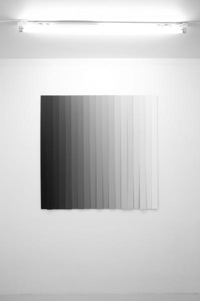 LELLO//ARNELL: <em>Spectrum</em> | 2013 | Acrylic on Valchromat | 112cm x 115cm