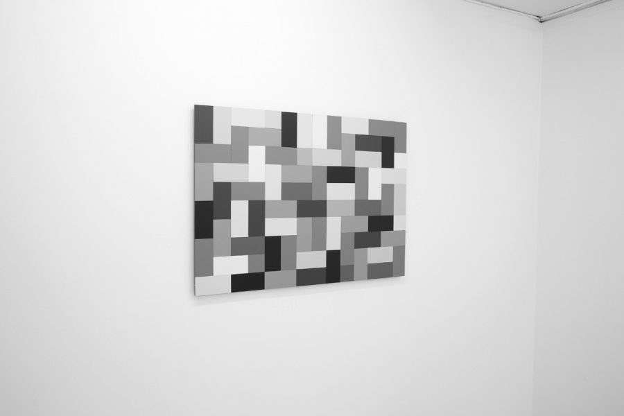 LELLO//ARNELL: <em>Colour Comparison Chart</em> | 2013 | Acrylic on Valchromat | 62cm x 86cm