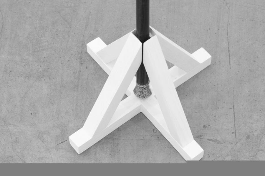 LELLO//ARNELL: Explorer's Dowsing Stick (detail)